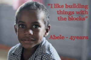Abele - I like building blocks Suva