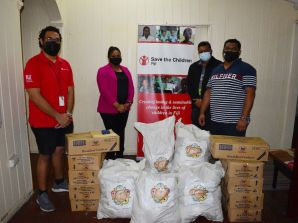 Sai Organization of Australia donates food packs for Covid -19 impacted families